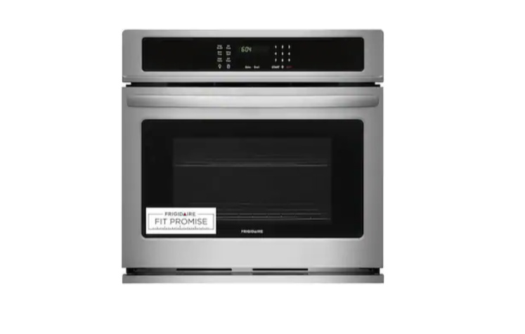 Frigidaire Self-cleaning Single Electric Wall Oven